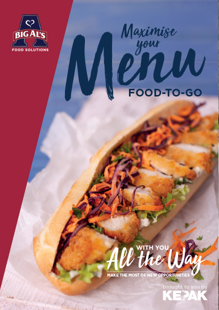 Maximise Your Menu for Food to Go